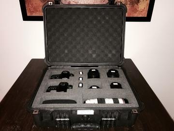 Rent: 70D/60D Camera Bodies, Lens Package & Rode VideoMic Pro