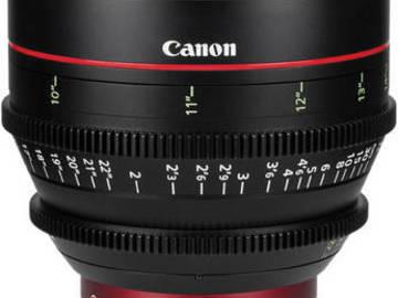 Rent: Canon CN-E 24mm T1.5 L F Cine Lens