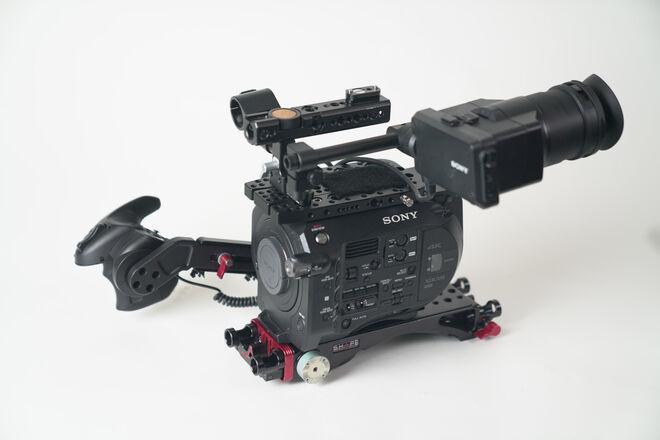 Sony PXW-FS7 4K Super 35 Camera