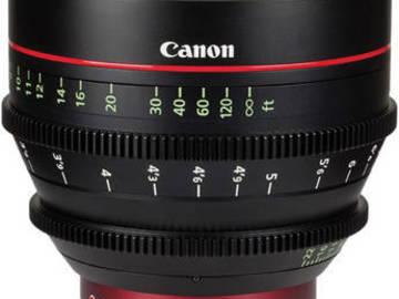 Rent: Canon CN-E 85mm T1.3 L F Cine Lens