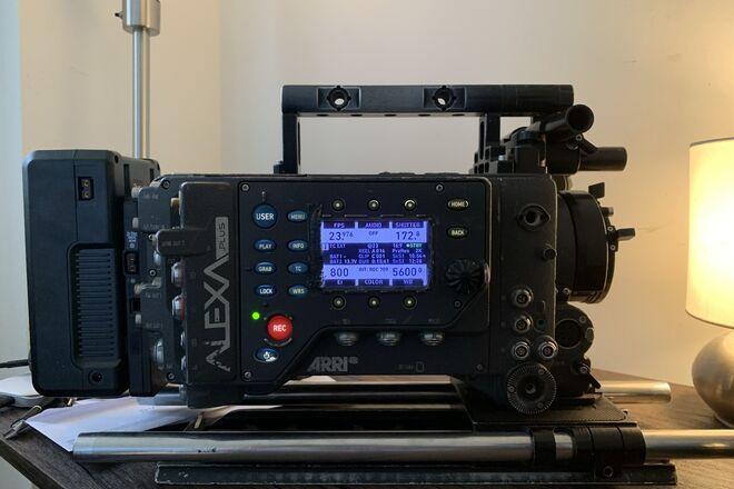Arri Alexa Plus (Low-budget Substitution for Mini)