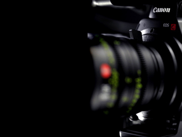 Rent: Canon C300 Mark ii PL /w Zacuto Gratical HD EVF Recoil Kit