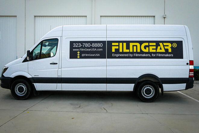 FilmGear 1-Ton  G&E Sprinter Van