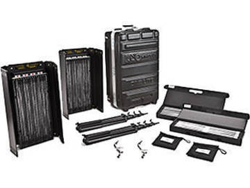 Rent: Kino Flo DIVA-LT 401 2-LT/FLIGHT CASE KIT(120v)