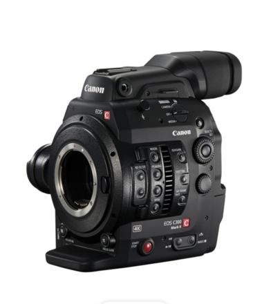 Canon EOS C300 Mark II  LONG TERM ONLY