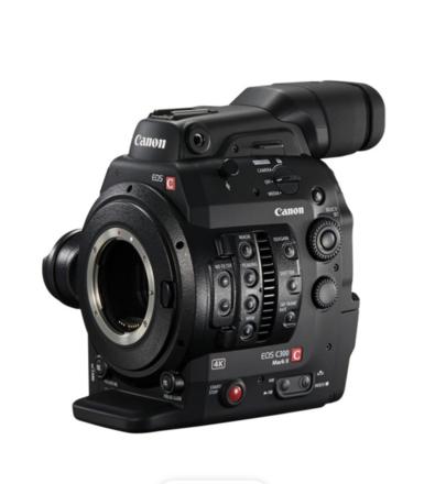 Canon EOS C300 Mark II  LONG TERM ONLY