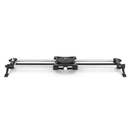 "Rhino Camera Gear Slider Pro (24"") with flywheel"