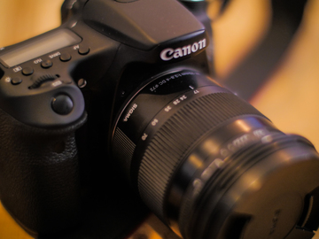 Rent: Canon 70D w/ Sigma 17-70 2.8