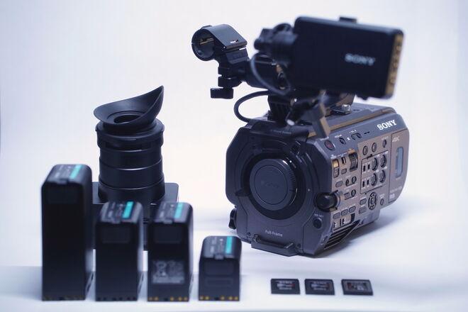 Sony FX9 6K Full-Frame Camera