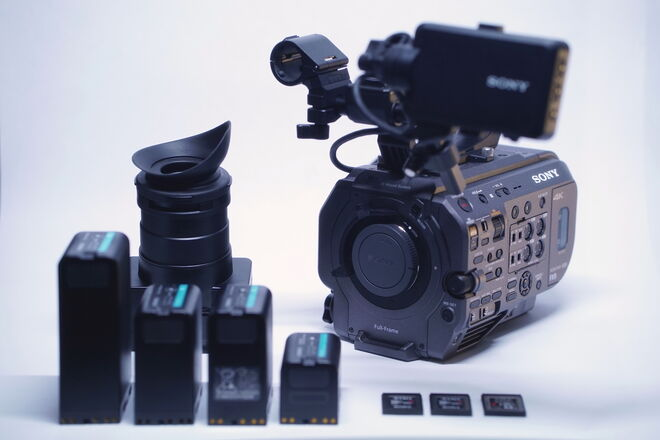 Sony FX9 6K Full-Frame Camera