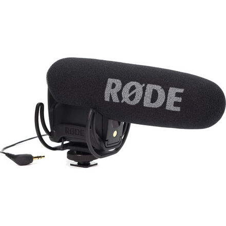 Rode VideoMic Pro Microphone with Rycote Lyre Shockmount