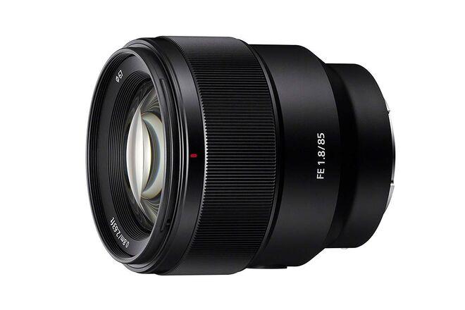Sony FE 85mm f/1.8 Lens E-Mount Full-Frame SEL85F18/2