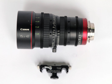 Rent: Canon CN-E 15-47mm T2.8 L - PL or EF