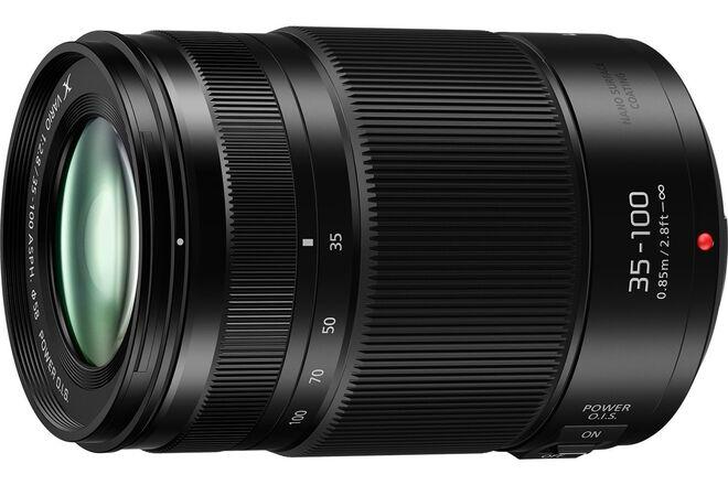 Panasonic Lumix G X Vario 35-100mm f/2.8 ASPH. II OIS Lens