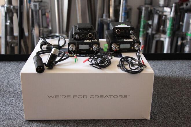 Lectrosonics UCR411A / UM250C Wireless Kit Block 22