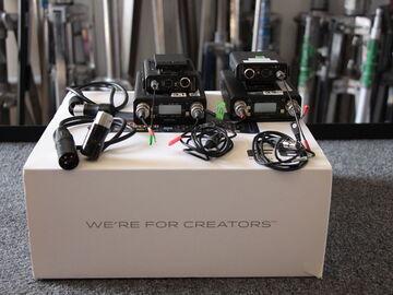 Rent: Lectrosonics UCR411A / UM250C Wireless Kit Block 22
