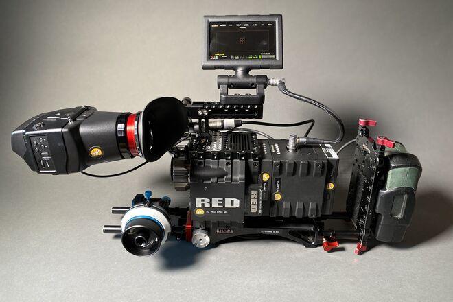 RED Epic-MX 5K Full Cinema Kit