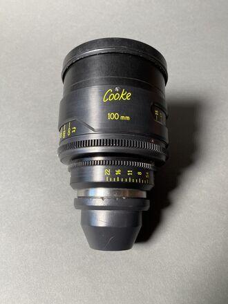 Cooke S4 100mm T2 Lens