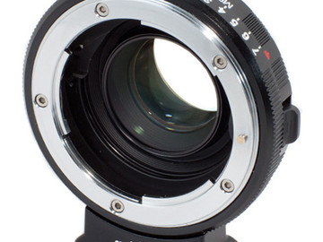 Rent: Metabones Nikon G Lens to MFT BMPCC Speedbooster