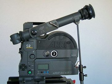 Rent: Super 16mm - Arri SR3 Film Camera Package