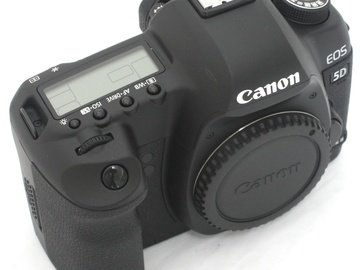 Rent: Canon EOS 5D Mark II (body) + accessories