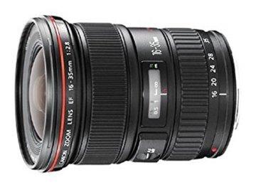 Rent: Canon EF 16-35mm f/2.8 L USM Lens