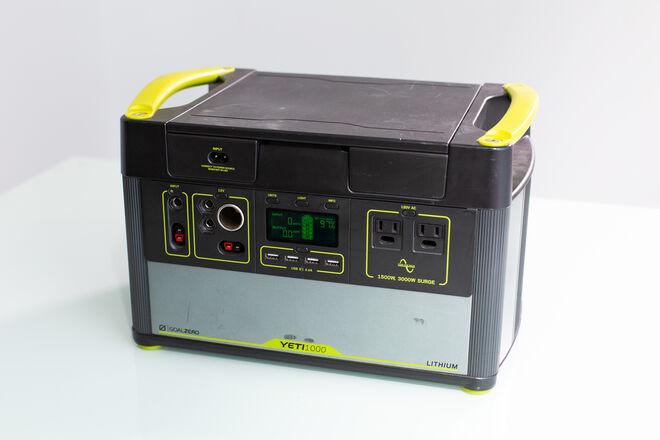 Goal Zero Yeti 1000 Portable Battery