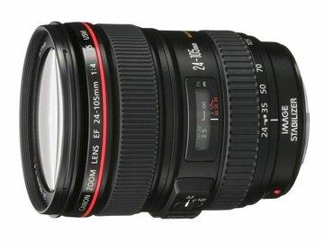 Rent: Canon EF 24-105mm f/4 L IS USM Lens