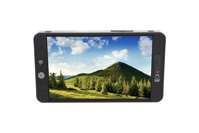 SmallHD 702 Bright HD 7-in Field Monitor + 2 Batteries + Arm