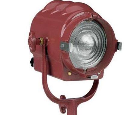 Mole-Richardson Midget 200W Tunsgten Fresnel Light