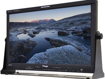 "Rent: TVLogic 23"" IPS Broadcast Monitor"