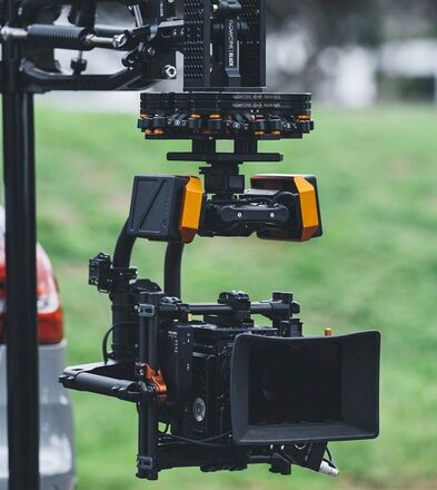Flowcine Black Arm / MoVI Pro / Red Epic Camera Car Package