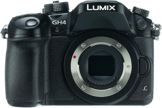 Panasonic - Lumix GH4 Mirrorless Camera
