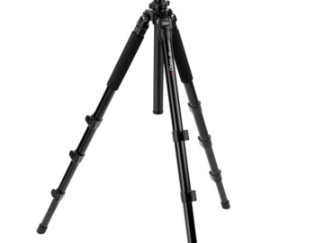 Rent: Oben AC-1451 4-Section Aluminum Tripod