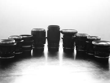 Zeiss ZF 5 Lens set (duclos modified)