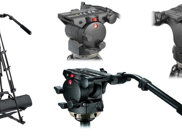Rent: Manfrotto 526