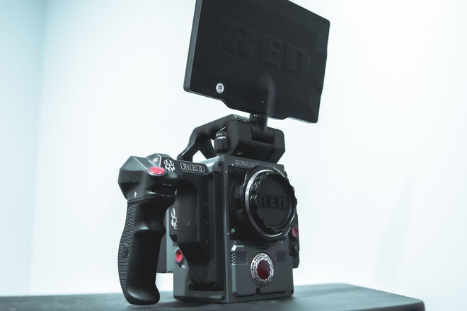 RED Scarlet-W Dragon 5K Ready to Shoot