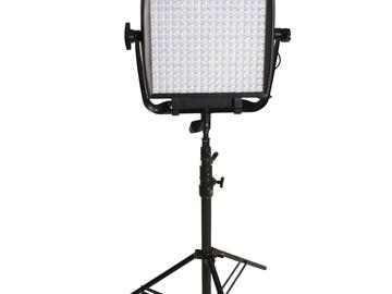 2 ASTRA 1X1 EP  Bicolor LED Lightpanels