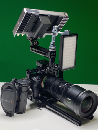Sony A73 Cinema Package