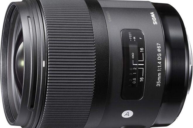 Sigma 35mm f/1.4 DG HSM Art Canon EF Mount