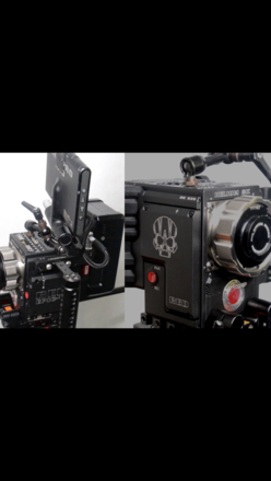 RED Epic-W Helium 8K S35 Basic Cinema Package