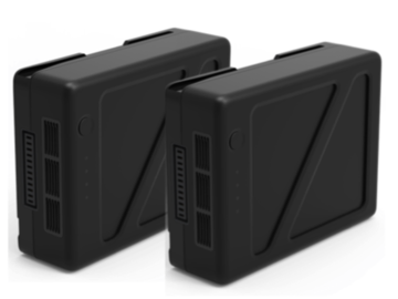 Rent: inspire 2 batteries and charger