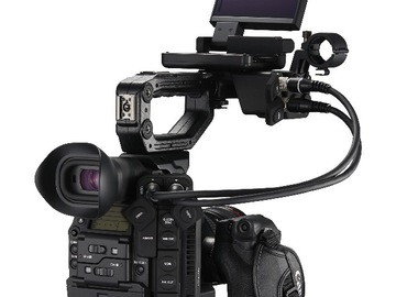 Rent: Canon C300 Mark ii EF /w Zacuto Gratical HD EVF Recoil Kit