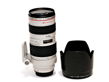 Rent: Canon Zoom Lens EF 70-200mm 1:2.8 L IS II USM Kit