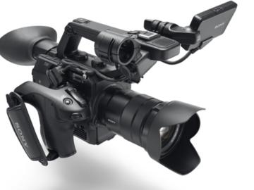 Rent: Sony PXW FS5 Kit w/ lens