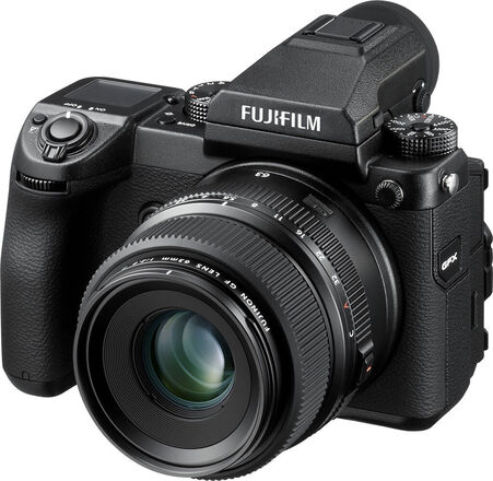 Fuji GFX 50S Kit W/ 45mm, 63mm, 110mm Lenses