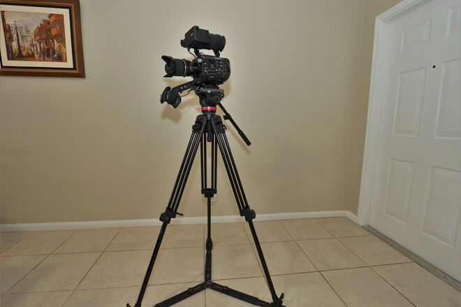 Sony PXW-FS7 XDCAM Super 35 Camera FULL PACKAGE