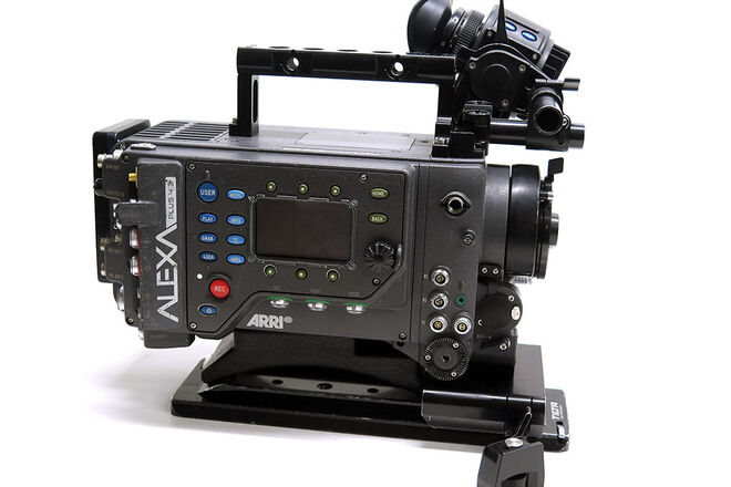 Arri Alexa Plus Kit (Low-budget Substitution for Mini)
