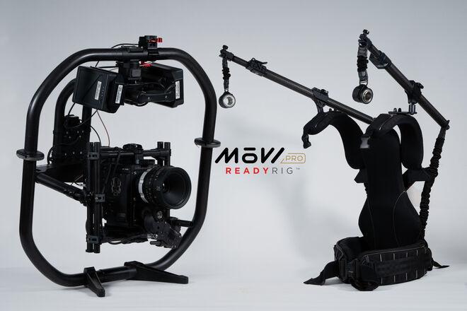 MoVI Pro + ReadyRig Pro arm + IgniteDigi  4x TB50 - Package