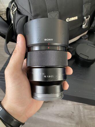 Sony Sony FE 85mm f/1.8